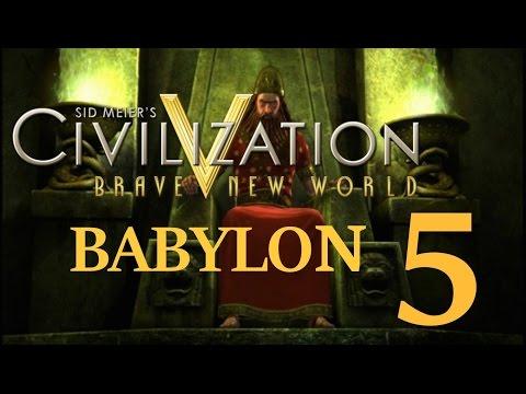 """Civilization V: Brave New World - Babylon - """"SO MANY JANISSARIES?!"""" [5]"""