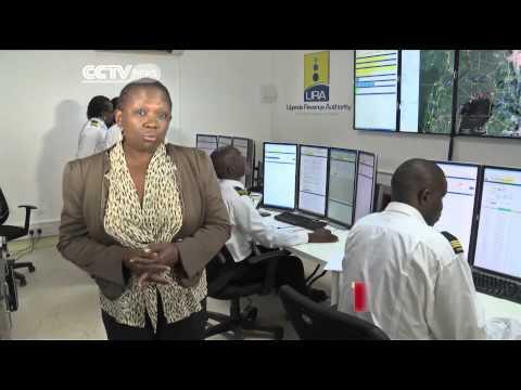 Uganda's Cargo Tracking System