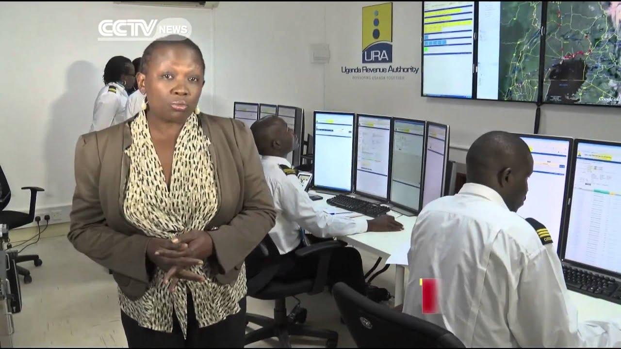 Uganda S Cargo Tracking System Youtube