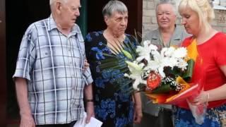 Ветерану ВОВ Константину Федоровичу Молеву исполнилось 90 лет