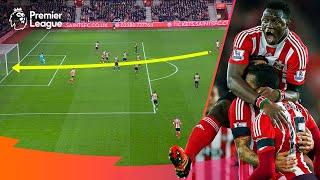 OUTRAGEOUS Outside Of The Boot & Trivela Goals | Premier League Edition