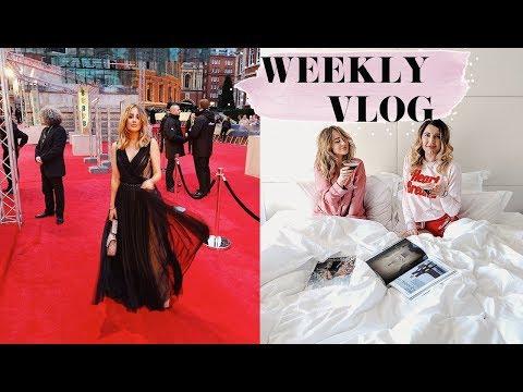 WALKING THE RED CARPET AT THE BAFTAs   Sophie Vlogs