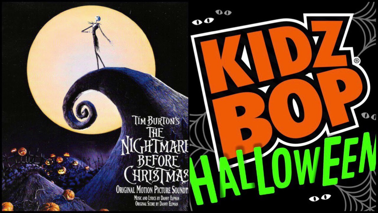 This Is Halloween Mashup Remix 4 Danny Elfman And Kidz Bop Youtube