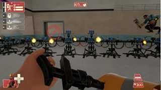 Team Fortress 2 - How to: Unlimited Sentry Guns!