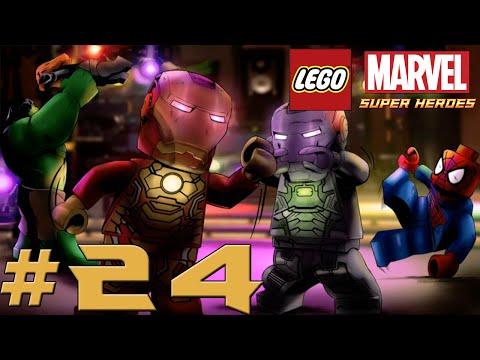 LEGO: Marvel's Avengers видео прохождение игры - видео