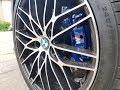 Painting my Brakes! // Brake Upgrade Pt. 1/2 (BMW E90 E91 E92 E93)