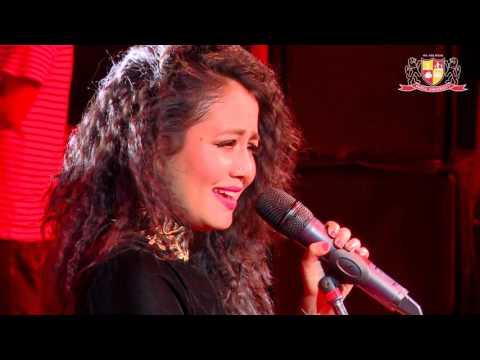 Neha Kakkar Live in Concert @ Parul University