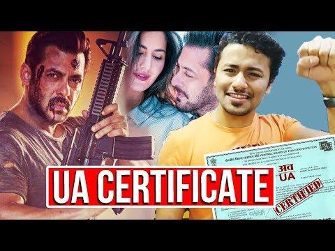 Tiger Zinda Hai PASSED With UA Certificate By Censor Board | Salman Khan | Full Details