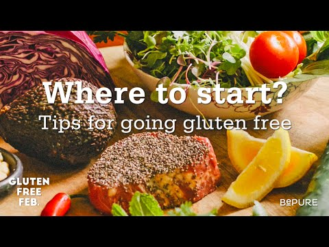 Simple Tips For Going Gluten Free