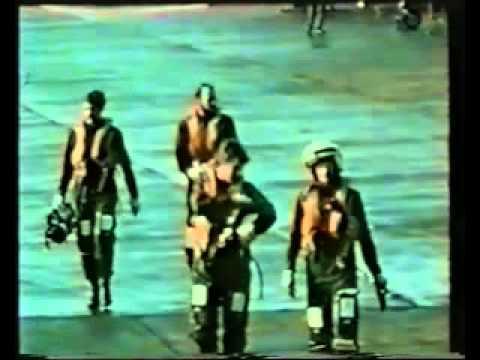 45 squadron Hunters