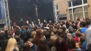 Пошлая молли нон стоп рефлекс ремикс Live At Фестиваль Боль Moscow Москва 8 07 2017