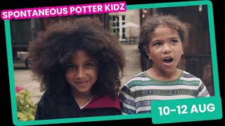 Spontaneous Potter Kidz Reactions