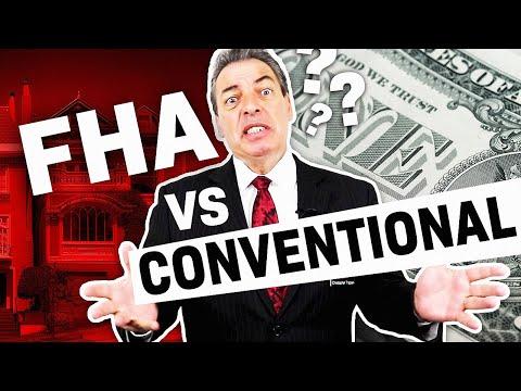 FHA Loan [MORTGAGE] FHA Or Conventional [Home Loans] Loan Requirements [Mortgage Loans] FHA Loans
