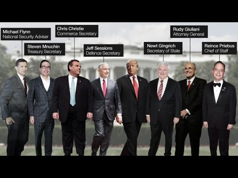 US election 2016 results: Meet President Trump's possible cabinet ...