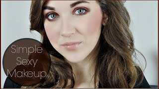 Simple & Sexy Makeup Tutorial Thumbnail