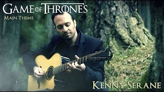 GAME OF THRONES - Main Theme performed by Kenny Serane