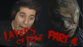 "Layers Of Fear-""STRASTVENI ZAGRLJAJ!!!"" part 4."