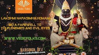 Lakshmi Narasimha Homam 2015 Vedicfolks.com