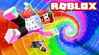 ROBLOX DROPPER OBBY! - Roblox Adventures