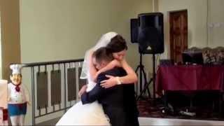 Волшебный свадебный танец Большой Любви в Волжском