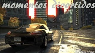 Need For Speed Most Wanted : Momentos Divertido (Funny moments)