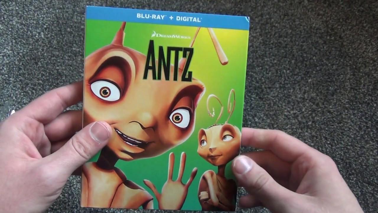 Download Antz Blu-Ray Unboxing