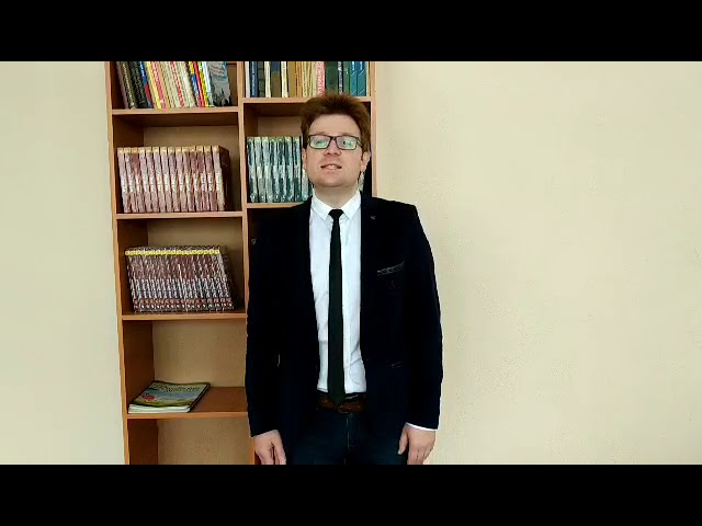 Изображение предпросмотра прочтения – АндрейКобылкин читает произведение «Стихотворение в прозе. Русский язык» И.С.Тургенева