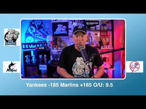 New York Yankees vs Miami Marlins Free Pick 9/25/20 MLB Pick and Prediction MLB Tips