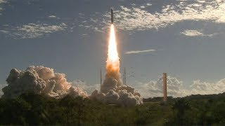 Ariane 5 ES launches Galileo FOC-M8 (Galileo SAT 23-26)