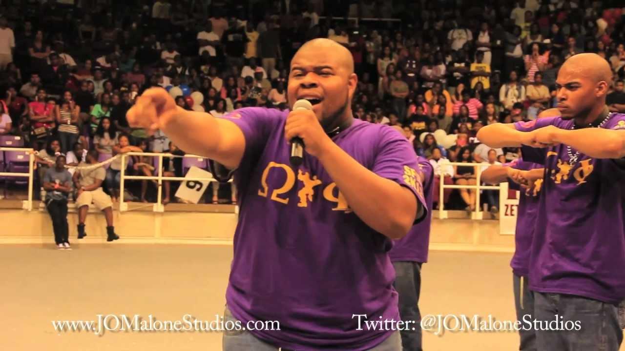 Omega Psi Phi Fraternity Inc Youtube