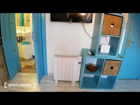 Charming studio apartment for rent in Madrid City Centre - Spotahome (ref 144805)
