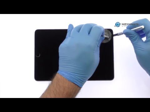 iPad Mini 4 LCD and Touch Screen Replacement – RepairsUniverse