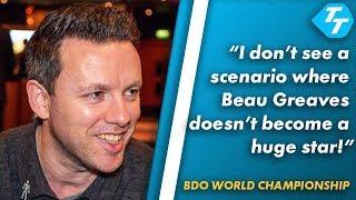 Paul Nicholson on BDO World Championships so far   PLUS Beau Graves potential   Part 1
