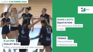 7/8 Sports. Emission du 5 octobre 2020