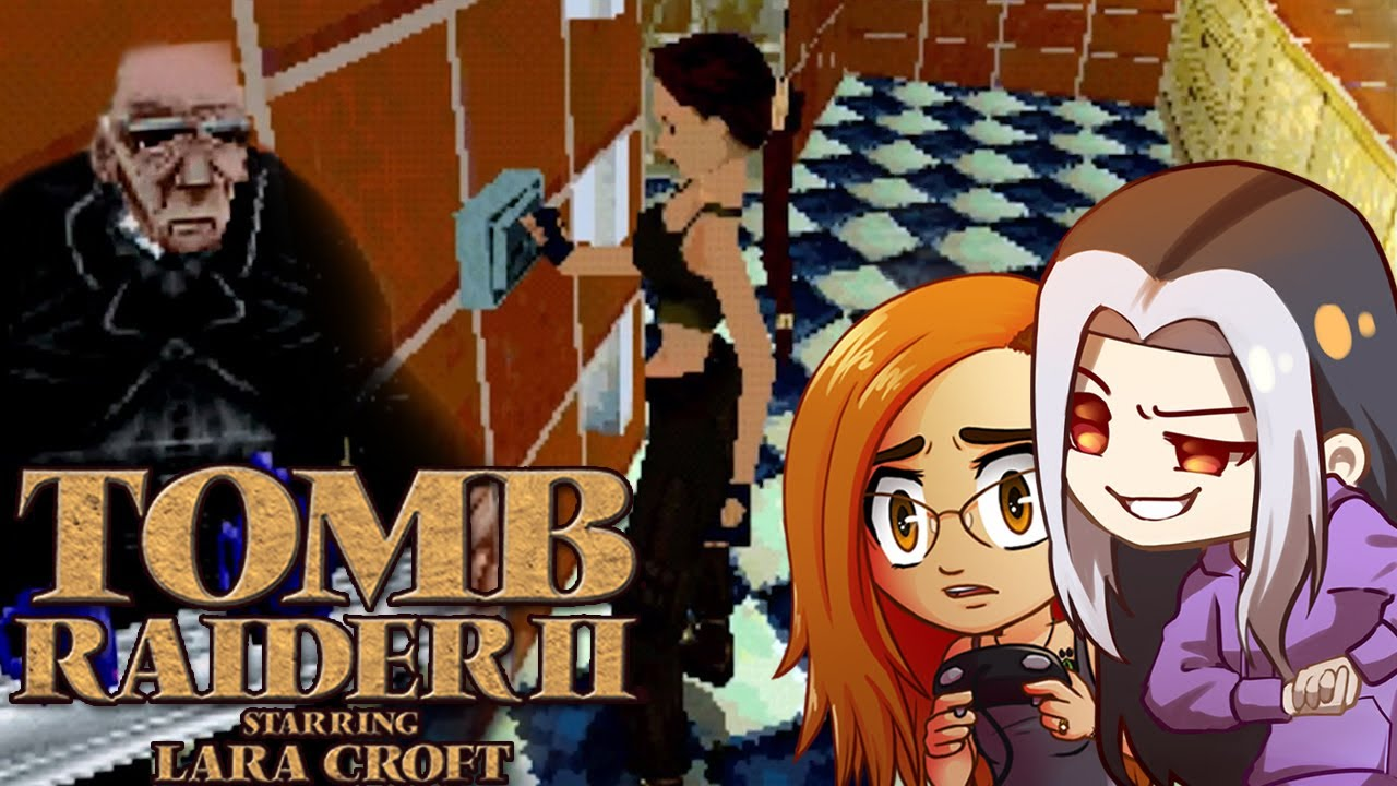 Tomb Raider Ii But All We Do Is Lock The Butler In The Freezer