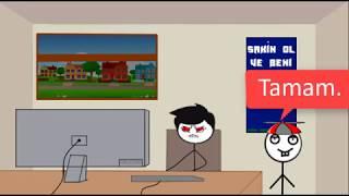 Kardeşinin Senden İzinsiz PC'ye Oturması Ne Hissettirir?