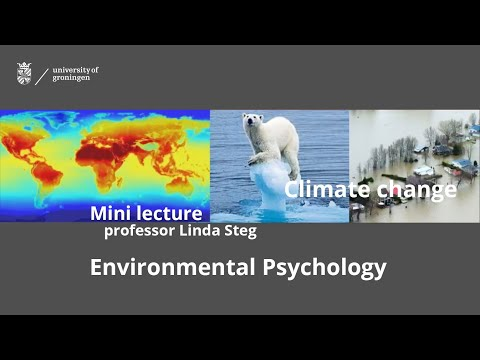 Sample lecture master track Environmental Psychology