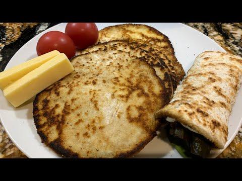 خبز-التورتيلا-بدقيق-جوز-الهند-||-keto-coconut-flour-tortillas
