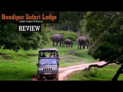 Bandipur Safari Lodge - REVIEW Jungle Lodges & Resorts I India Travel