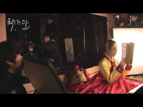 [Making of] The Moon That Embraces the Sun