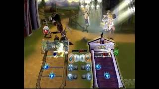 Battle of the Bands Nintendo Wii Gameplay -