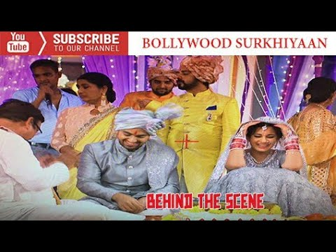 Naamkaran | Behind The Scene | Neil Avni Marriage | Full Video | Star Plus Tv Serial News thumbnail