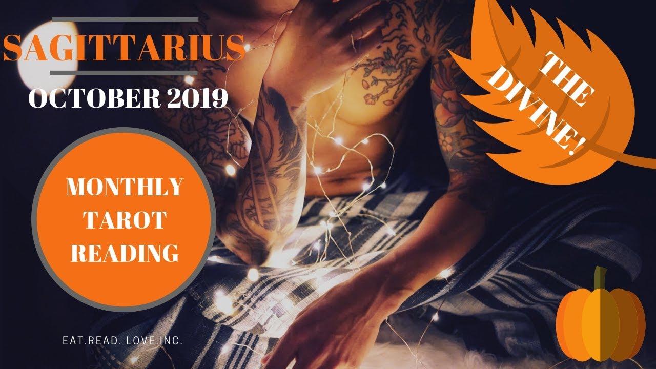 sagittarius 2019 tarot october