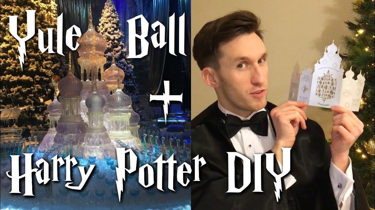 Yule Ball Wands