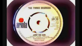 Three Degrees-Jump The Gun (studio)