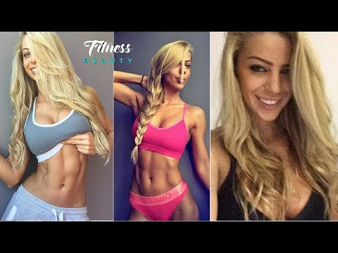 YANITA YANCHEVA - Fitness Exercises for a Shaped, Beautiful and Curved Body | Fitness Beauty