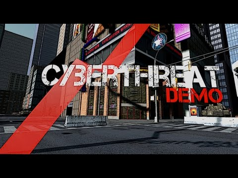 CyberThreat VR EA DEMO -- Awesome VR FPS !!!