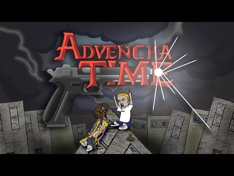 Adventure Time Intro ft. Snoop and Eminem