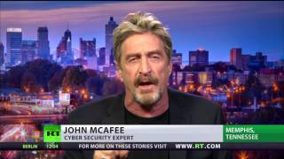 'Way too unsophisticated'   cybersecurity legend McAfee on 'Russian hack evidence'