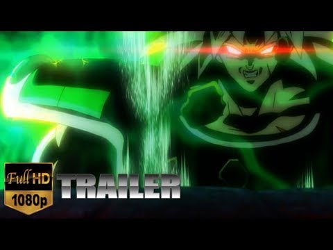 Dragon Ball Super: Broly Movie OFFICIAL TRAILER (English Dub)